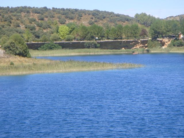 Lagunas de Ruidera, Albacete, Espaa